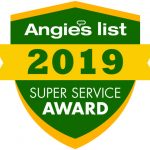 Angie's List Super Service Award Maid Service